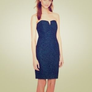 NWT J Crew - Lace Strapless Cathleen Dress